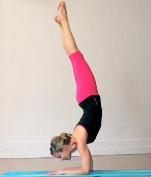 10 fatburning yoga poses  heidi kristoffer