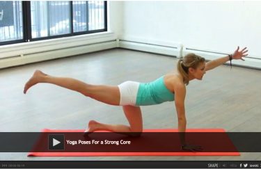 The Best Yoga Poses for a Strong Core