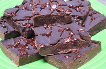 Black Bean Chocolate Brownies