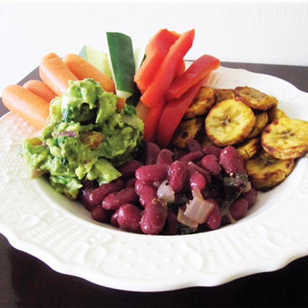 Cuban Plate