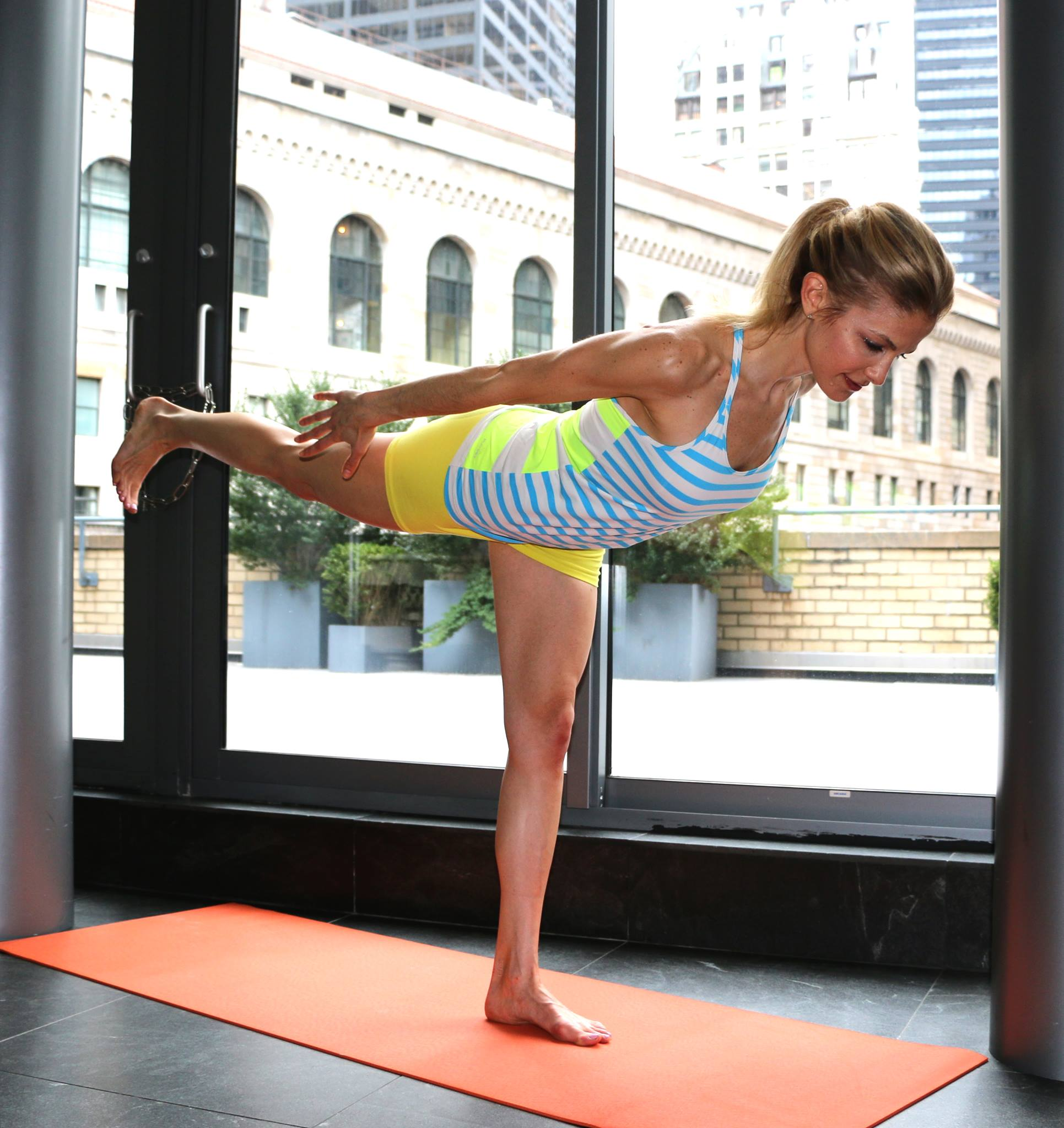 Yoga to Warm You Up From the Inside
