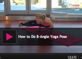 SBS Pose Breakdown Eight-Angle Arm Balance