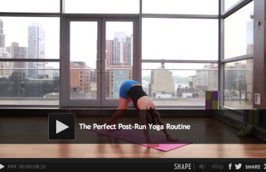 Yoga Video Routine for Runners