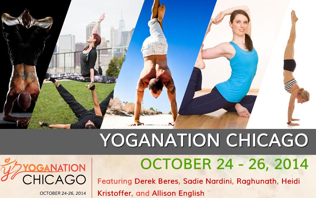YogaNation CHICAGO