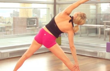 6-Minute Total-Body Toning Yoga