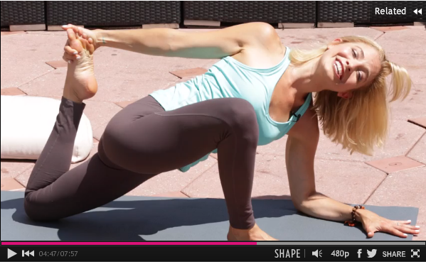 Happy Hips Yoga Flow Video