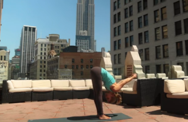 Yoga Routine for All-Day Mindfulness - VIDEO