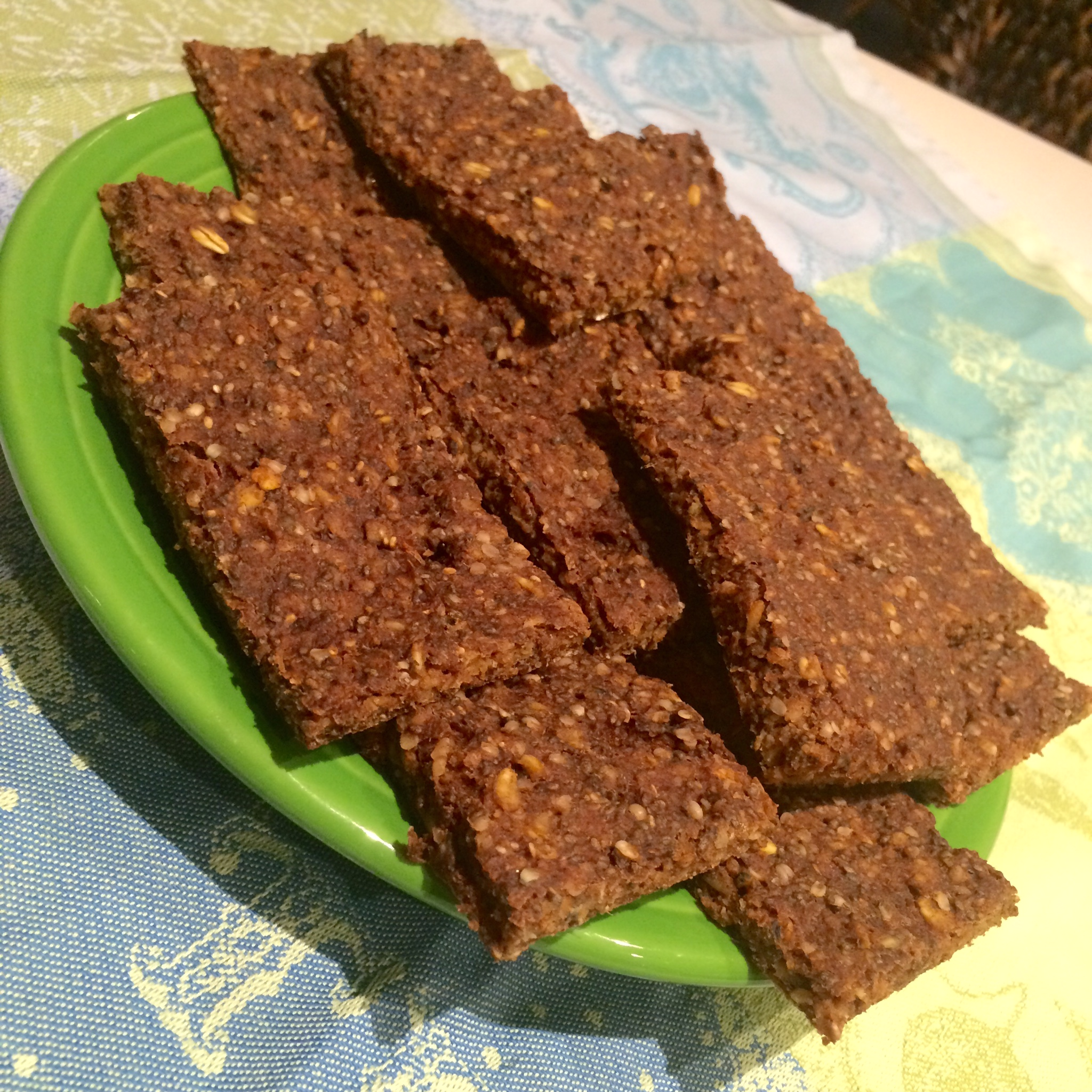 Super-Powered Oat Bread Whats for Breakfast