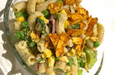 Dill Springtime Macaroni Salad